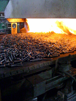 Industrial Steel Treating